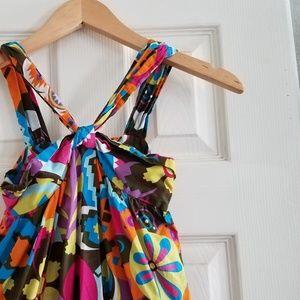 Gorgeous High Low maxi dress